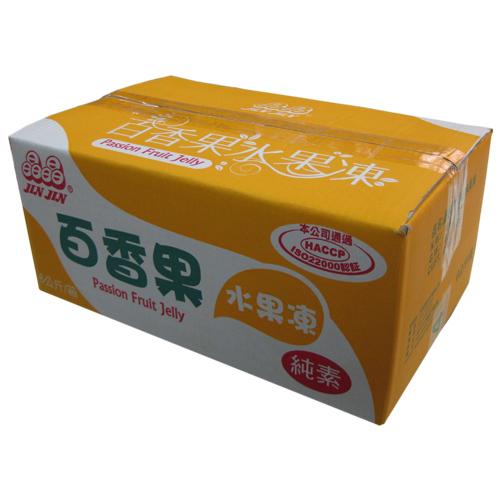 晶晶 百香果水果凍散裝(5.6kg/箱)