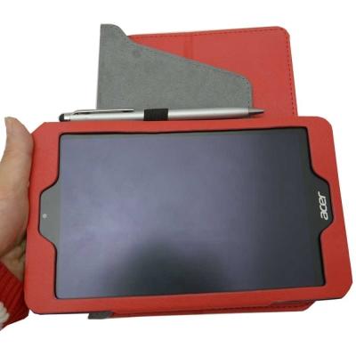 ACER Iconia One 7 B1-750 專用皮套+螢幕貼 組合