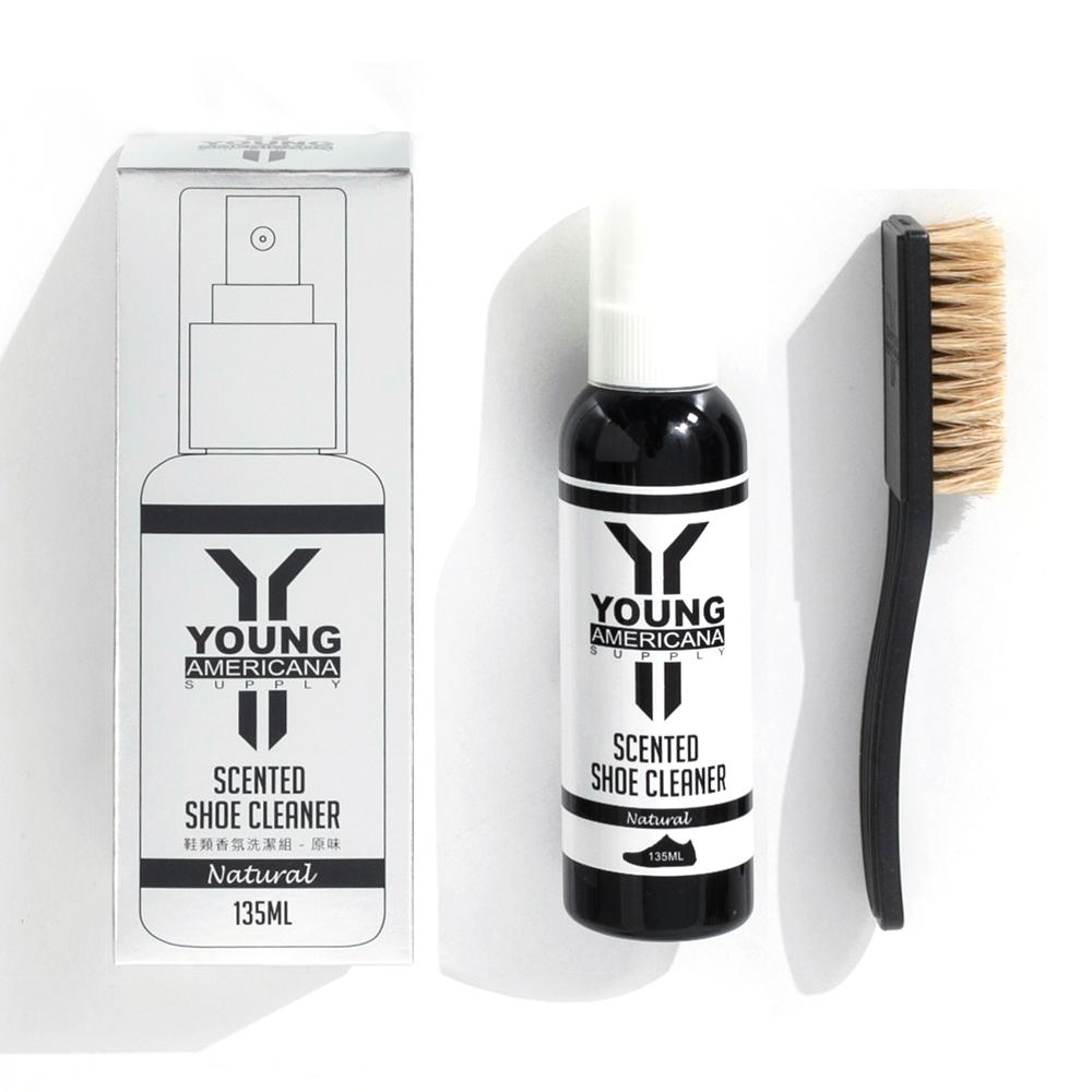 Y.A.S 美鞋神器 鞋類香氛洗潔組-原味(肥皂)