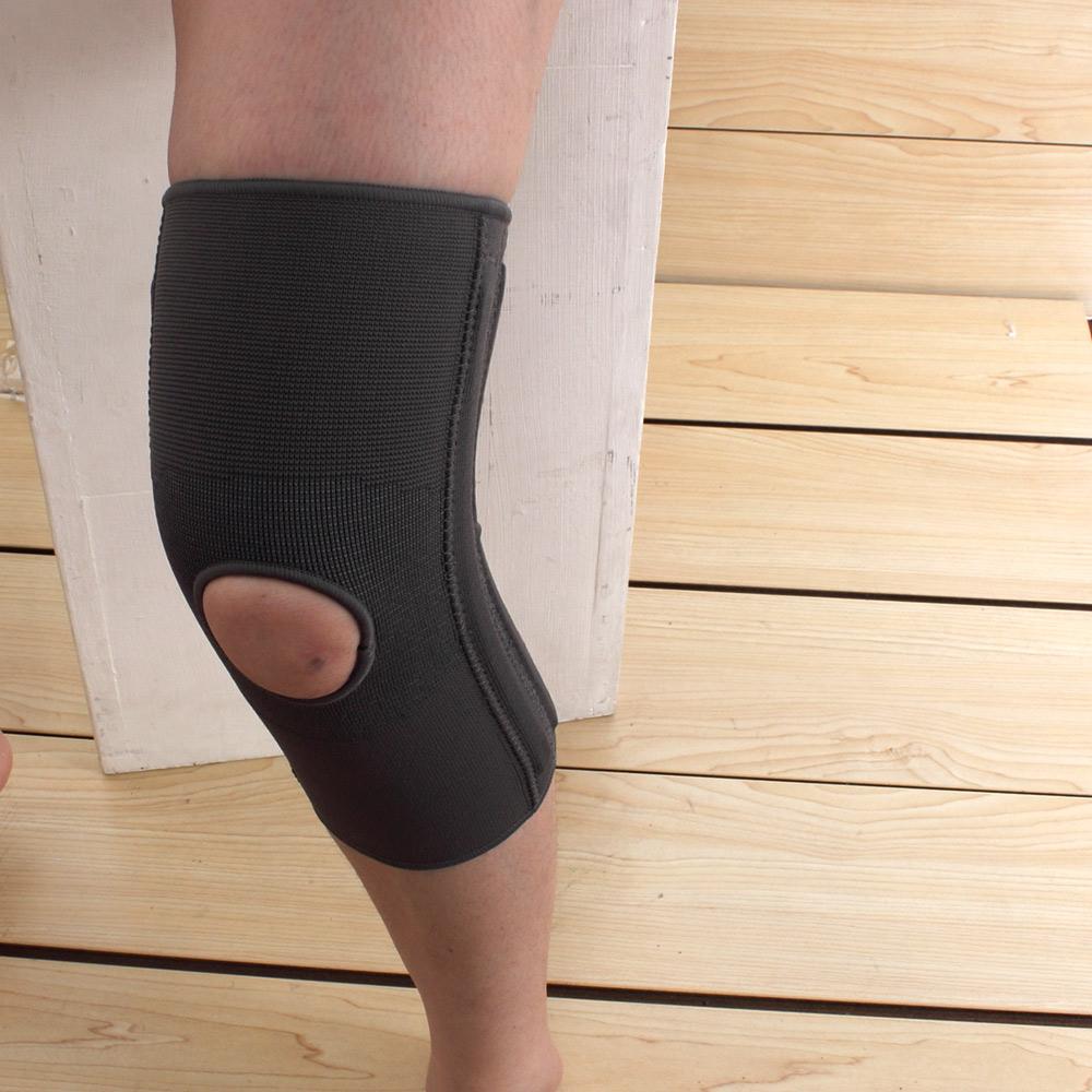 YASCO 雙側緩衝式護膝(開洞)