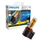 PHILIPS 飛利浦超晶亮LED霧燈2700K黃金光(H8/H11/H16)公司貨