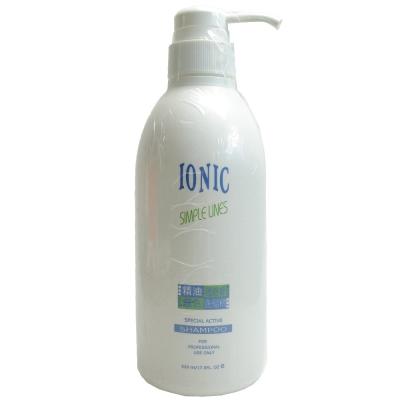 IONIC艾爾妮可 精油鎖色洗髮精 500 ML