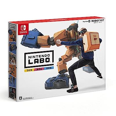 任天堂 Nintendo Labo Toy-Con02 ROBOT KIT
