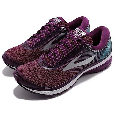 BROOKS 慢跑鞋 Ghost 10 女鞋