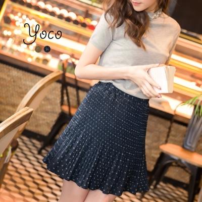 東京著衣-yoco 小復古滿版小花褲裙-S.M.L(共二色)