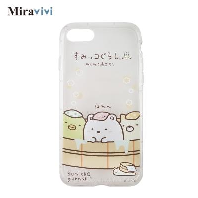 角落小夥伴/角落生物iPhone 8/7(4.7吋)防摔氣墊空壓保護套_溫泉