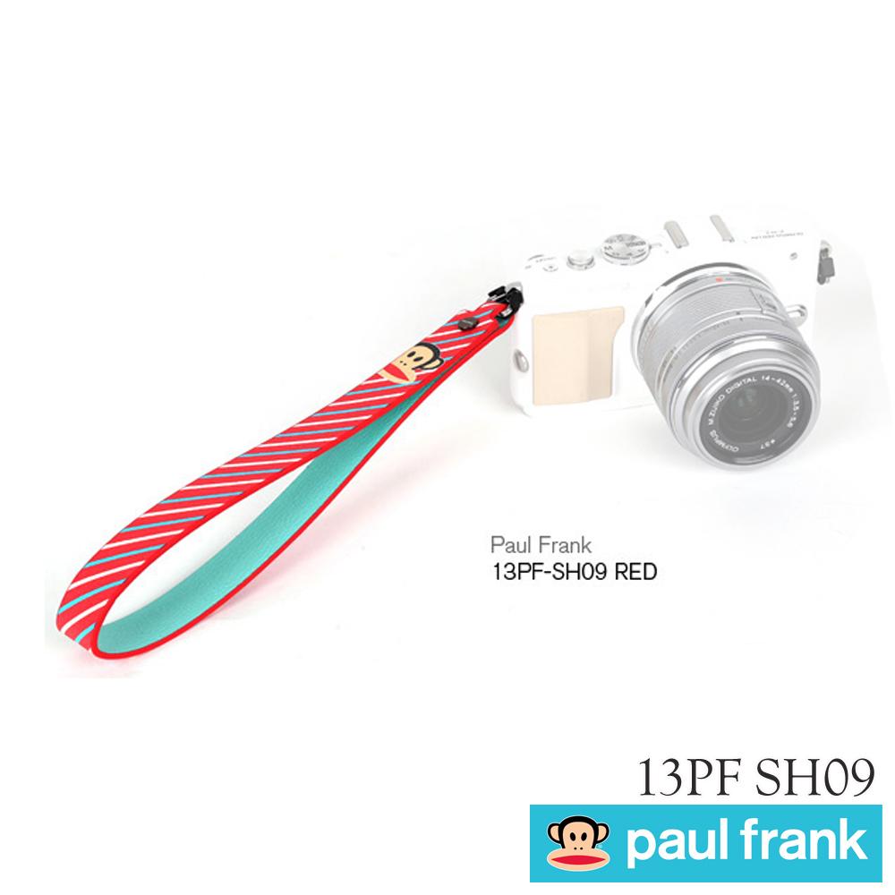 Paul Frank 寬版手腕帶13PF-SH09 玫瑰紅
