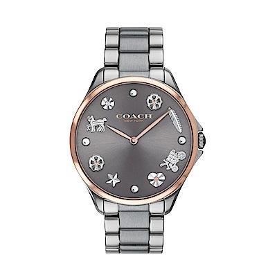 COACH 馬車經典時尚腕錶/14503063
