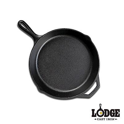 Lodge 鑄鐵平底煎鍋 10吋