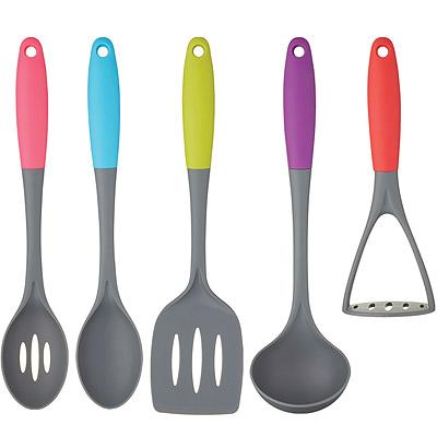 KitchenCraft 廚用鏟匙5件組