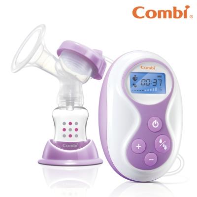 【麗嬰房】Combi 自然吸韻手電動二合一吸乳器