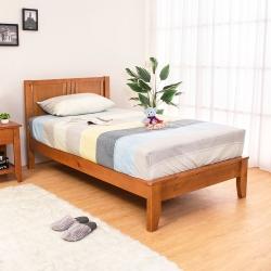 Bernice-蒂琪3.5尺實木單人床架