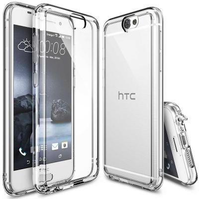 RINGKE HTC One A 9  Ringke Fusion 透明背蓋手機保護殼