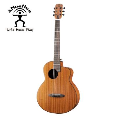 aNueNue M20 羽毛鳥單板民謠吉他