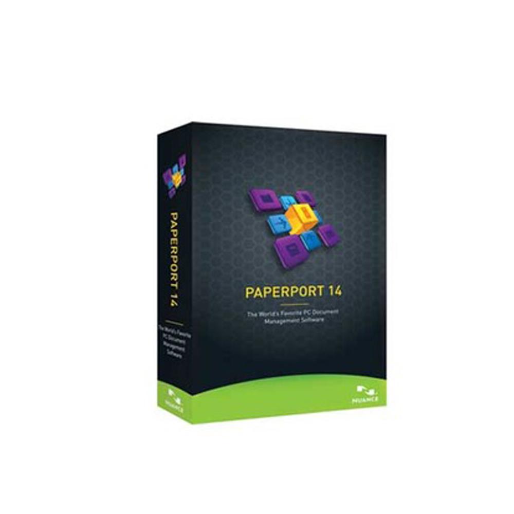 NUANCE PaperPort14標準商業版(盒裝)
