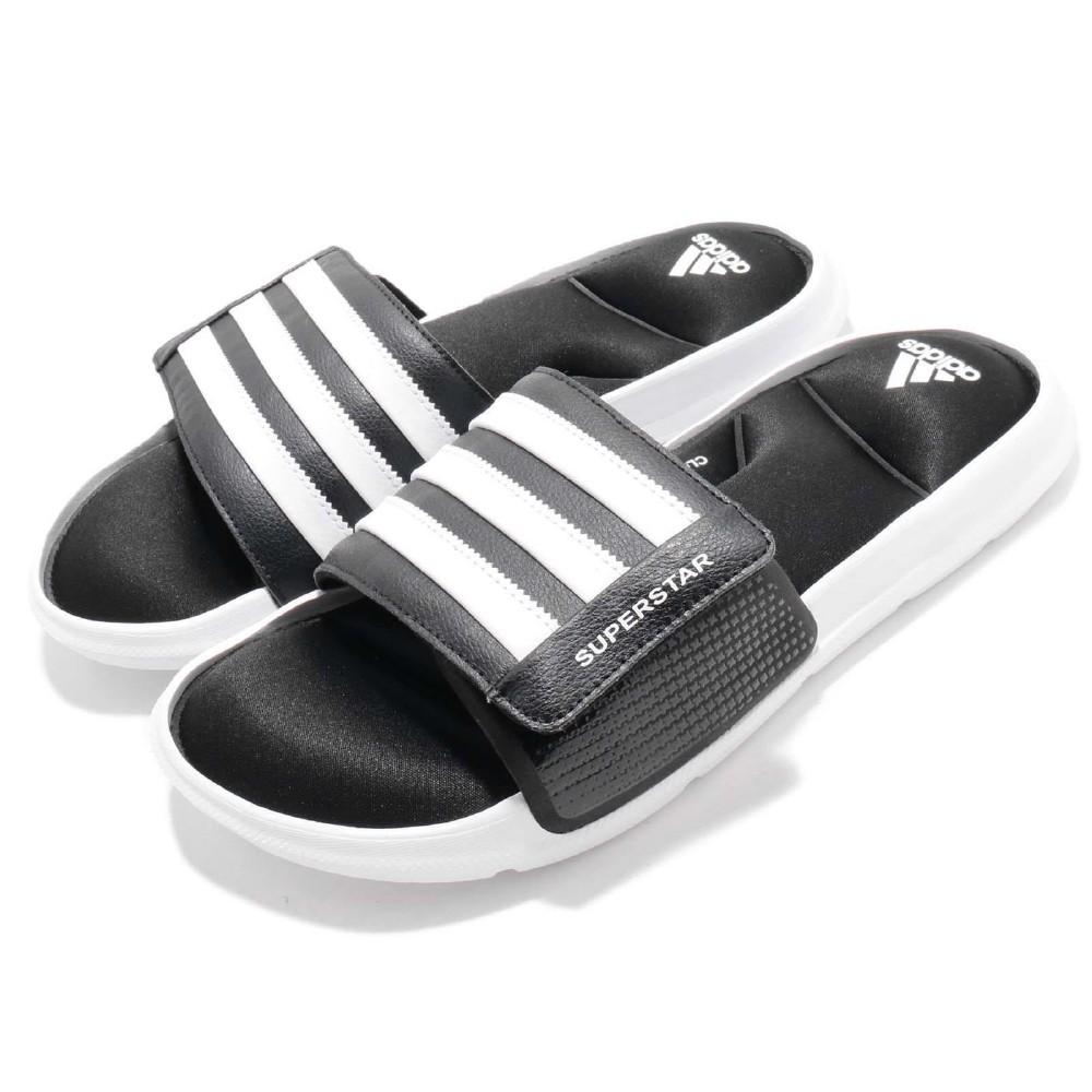 adidas 拖鞋 Superstar Slide 男鞋 女鞋