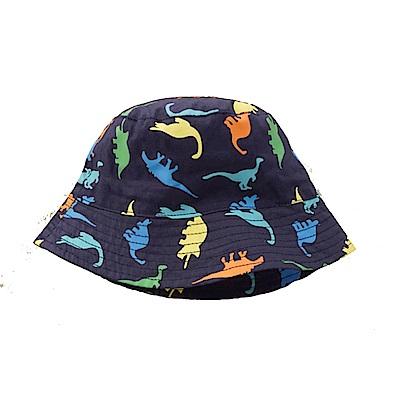 恐龍款春夏兒童盆帽