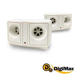 DigiMax 貓頭鷹 電池式 超音波驅鼠蟲器 2入組  UP-119