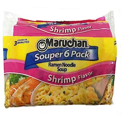 美國好小子 日式拉麵-鮮蝦風味(85gx6入)