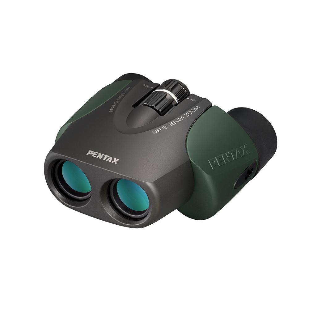 PENTAX UP 8-16x21 變焦雙筒望遠鏡(公司貨)