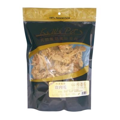 KIWIPET冷凍乾燥鹿肉乾500g