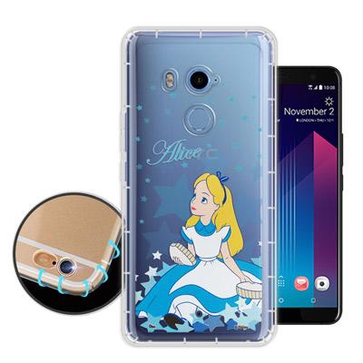 迪士尼授權正版 HTC U11+ / U11 Plus 星星系列 空壓安全手機殼...