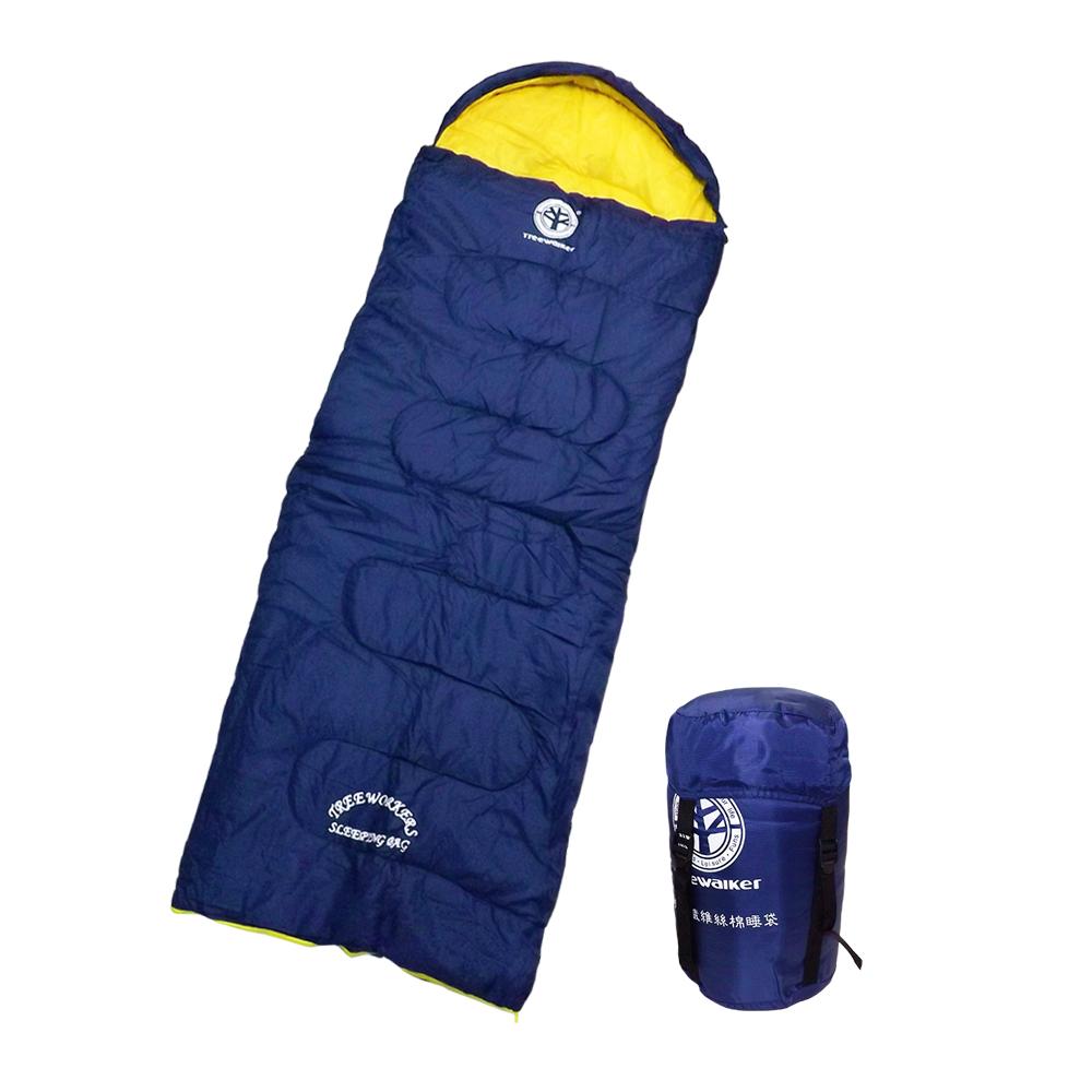 Tree Walker 超級纖維絲棉質睡袋