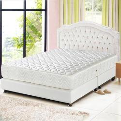 Ally愛麗 矽膠3M防潑水透氣涼蓆護背床墊-雙人5尺