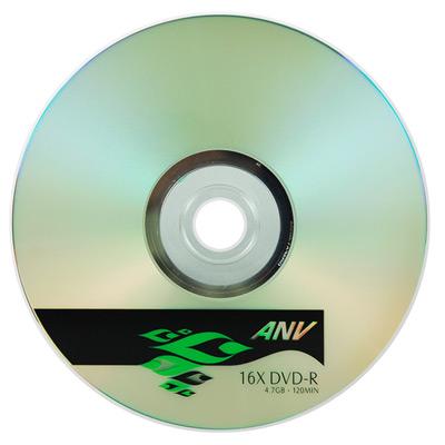 RiTEK錸德 ANV DVD-R 16X 燒錄片/光碟片 (600入裸裝)