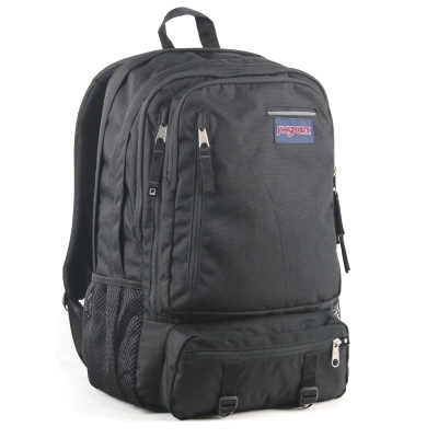 JanSport DIGITAL背包(ENVOY)-黑