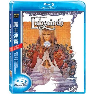 魔王迷宮-三十週年紀念版-藍光-BD