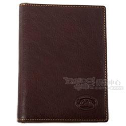 TONY PEROTTI 經典ITALICO系列 公牛皮護照套 #3150 ( 咖啡色 )