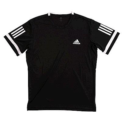Adidas CLUB 3STR-短袖上衣-男