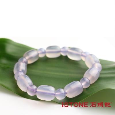 石頭記 紫玉髓圓滿手鍊-福氣滿盈