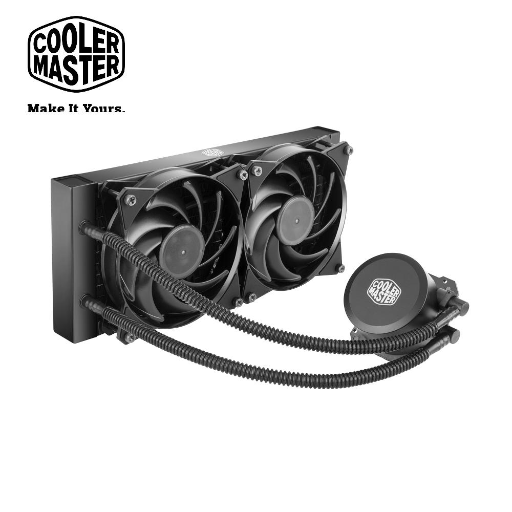 Cooler Master MasterLiquid Lite 240 水冷散熱器