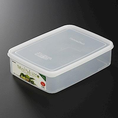 WAVA 日本inomata長方形多用途PP保鮮盒1600ML(快)