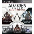 刺客教條:埃齊歐 三部曲 EZIO TRILOGY-PS3英文美版