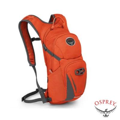 【美國 OSPREY】Viper 9L 多功能自行車水袋背包_火焰橘