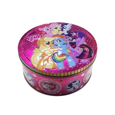 彩虹小馬 曲奇餅乾盒-奶油口味(454g)