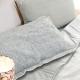 源之氣 竹炭超細纖維柔軟枕頭巾(2入) product thumbnail 1