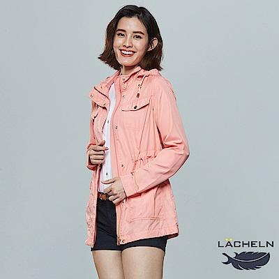【LACHELN】時尚修身抗UV外套(L 71 W 508 )