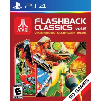 Atari 重溫經典合集 2 Atari Flashback 2- PS4英文美版