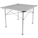 LIFECODE鋁合金蛋捲桌/折疊桌80x80cm-附收納袋