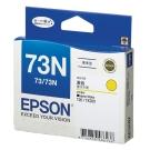 EPSON NO.73N 原廠黃色墨水匣(T105450)