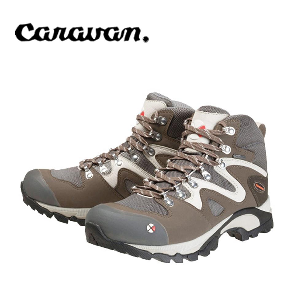 【caravan】C4_03S 戶外登山健行女鞋 堅果褐 0010403