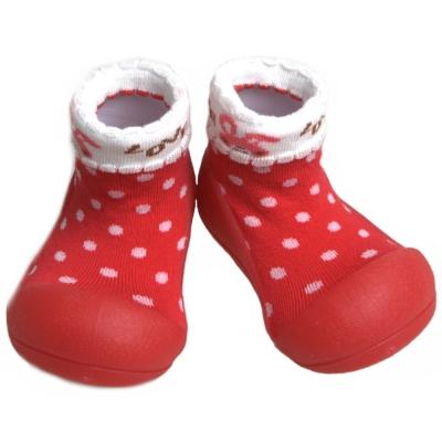韓國Attipas 快樂學步鞋AL01-草莓甜心