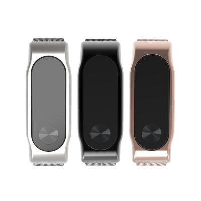 小米手環2時尚金屬手環帶
