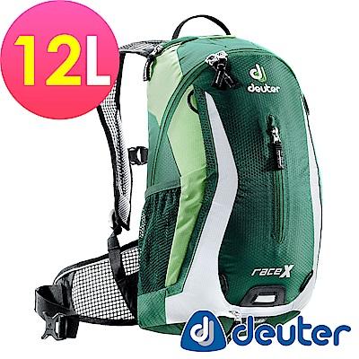 【ATUNAS 歐都納】德國DEUTER自行車背包/運動登山背包32123果綠/淺綠