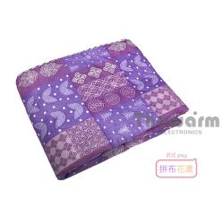 Thewarm韓國七段恆溫定時電熱毯(單人) 花樣隨機出貨