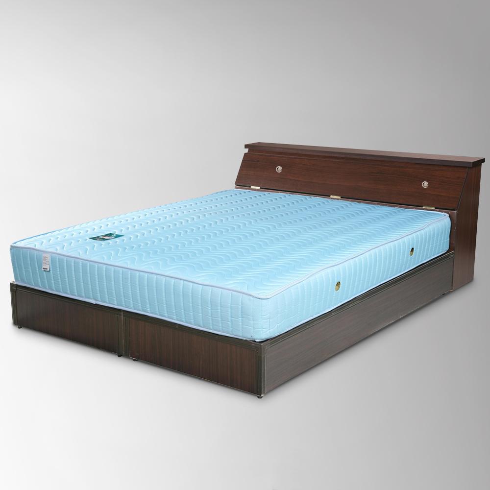 Homelike 艾莉床台組 雙人5尺 (二色可選)